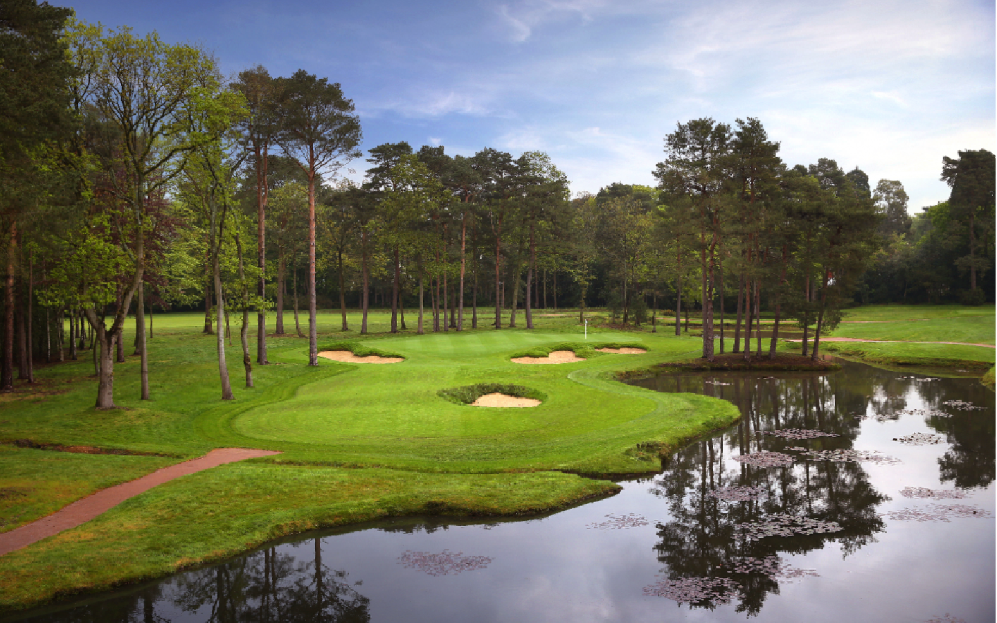 Woking Golf Club - Commonwealth Golfers Venue